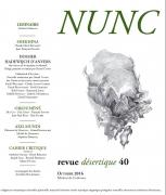 NUNC, n° 40