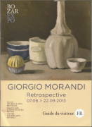 Giorgio Morandi. Rétrospective