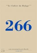 Cahier du Refuge, n° 266