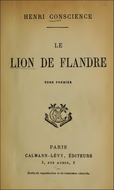PageTitreLiondeFlandre1871.png