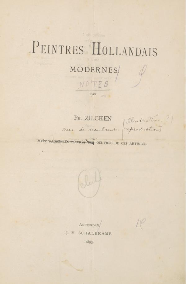 verlaine,zilcken,hollande,poésie,souvenirs,toorop,gravure