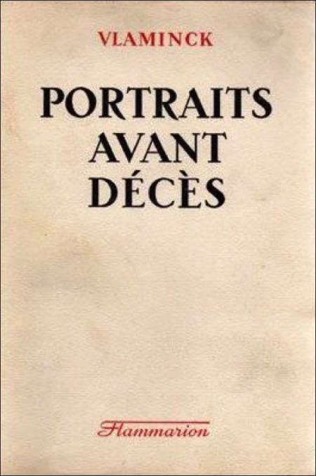 Maurice Vlaminck, F. Carco, André Salmon, Henri Béraud, Georges Charensol, peinture, littérature, Flandre, Flamand