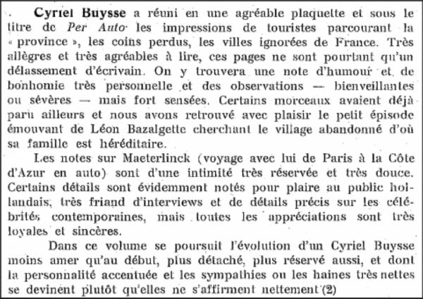 cyriel buysse,lettres flamandes,naturalisme,vlaamse schrijver,flandre,littérature de belgique