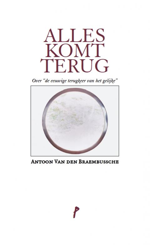 Antoon Van den Braembussche, poésie, Corona, Flandre, Belgique, traduction