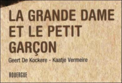 Geert de Kockere, Kaatje Vermeire, littérature jeunesse, éditions Rouergue, flandre, belgique, traduction
