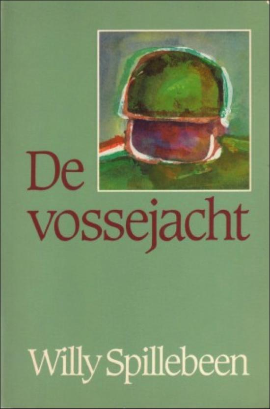 willy spillebeen,littérature néerlandaise,de vossenjacht,poésie,flandre,belgique