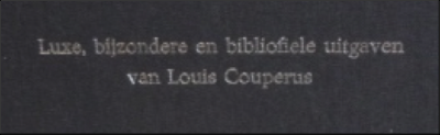 louis couperus,paul colin,europe,g. h. breitner,critique d'art