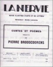 proper van langendonck,pierre broodcoorens,lettres flamandes,littérature belge,poésie,van nu en straks,gezelle,magritte