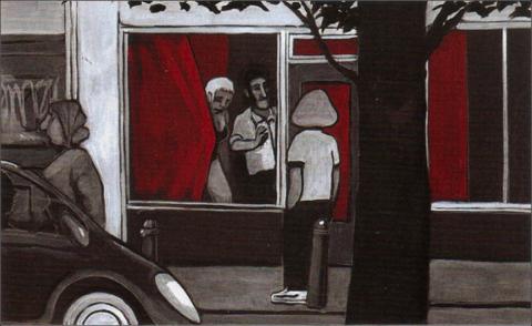 guido van driel,éditions l'agrume,oog & blik,roman graphique,bd,pays-bas,football