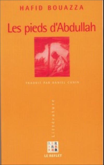 hafid bouazza,rabelais, littérature néerlandaise, maroc, amsterdam, traduction