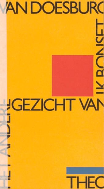 Thoe van Doesburg, Dada, Hollande, De Stijl, traduction, poésie