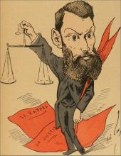 alexandre cohen,la justice,nice,anarchisme,clemenceau,leeuwarden