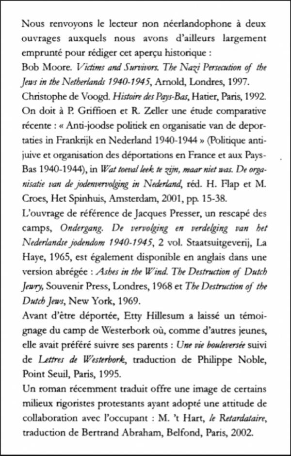 littérature,histoire,traduction,hollande