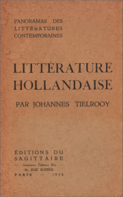 hollande,edmond jaloux,littérature,guerre,suisse,traduction,sorbonne,figaro,valkhoff,boutens