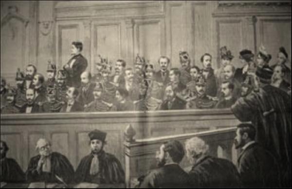 alexandre cohen,procès des trente,anarchisme,répression,vaillant,hollande