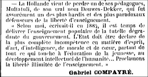 multatuli,alexandre cohen,benjamin guinaudeau,pays-bas,littérature,traduction,max havelaar,mercure de france
