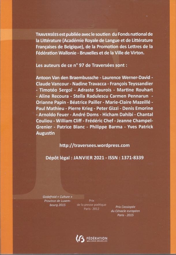 antoon van den braembussche,paul celan,revue traversées,poésie,belgique,flandre,néerlandais,traduction