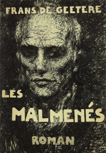 Frans de Geetere, Paris, Flandre, peinture, littérature, Céline De Potter