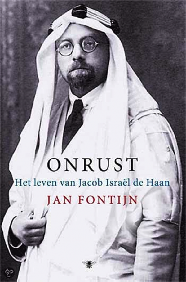 jacob israël de haan,littérature néerlandaise,israël
