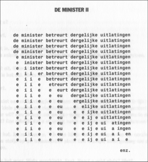 jaap blonk,poésie sonore,erik lindner,pays-bas,theo van doesburg,i.k. bonset,bozar,laurens ham,poètes néerlandais de la modernité,avant-garde
