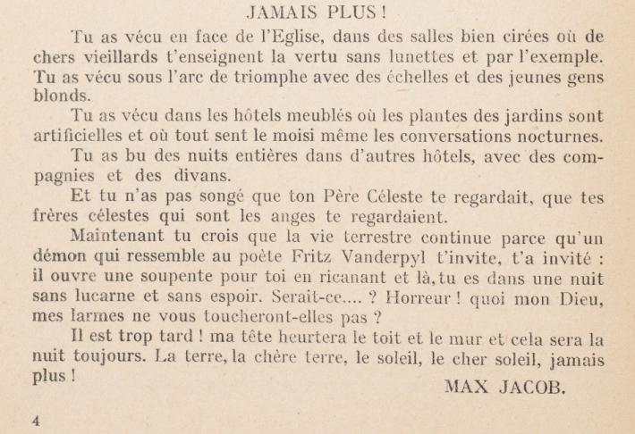 MAX JACOB - JAMAIS PLUS - VANDERPYL.jpg