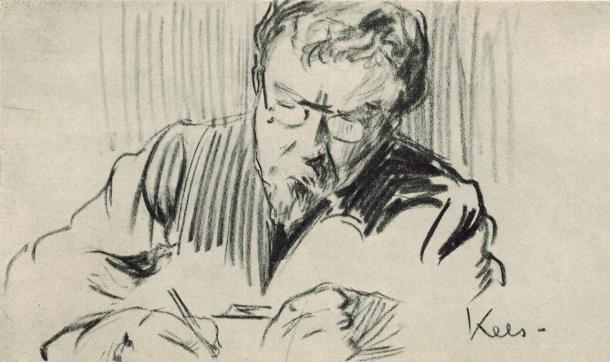 alexandre cogen,lugné-poe,gerhart hauptmann,théâtre,prison,police,journalisme,anarchisme