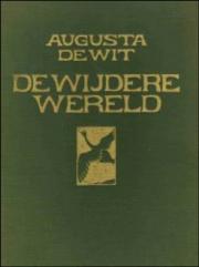 augusta de wit,indonésie,pays-bas,littérature,chasse