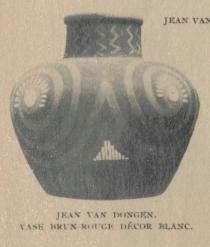 jean van dongen,kees van dongen,peinture,céramique,henri wiessing,hollande,pays-bas,france,marly-le-roi,sculpture