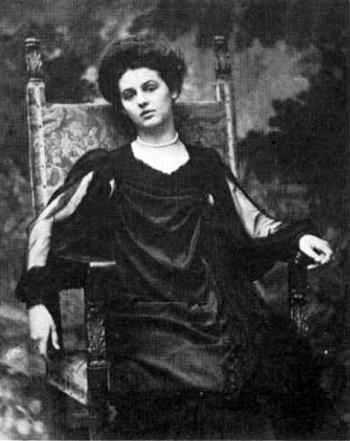 Renée Vivien, Hollande, poésie