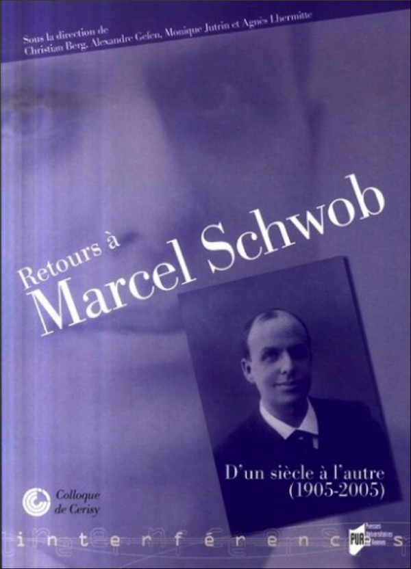 marcel schwob,traduction,pays-bas,w.g.c. byvanck,paul van ostaijen,littérature,poésie