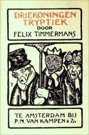 Félix Timmermans, Camille Melloy, littérature, Flandre, Belgique, catholicisme, traduction, François d'Assise