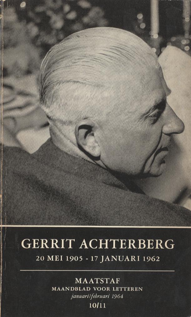 gerrit achterberg,poésie,traduction,hollande,pays-bas,corlevour