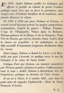 andré salmon,w.g.c. byvanck,histoire littéraire,paris,1921,daniel cunin,traduction